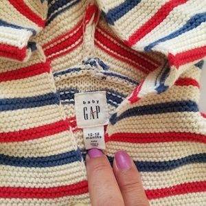 GAP Shirts & Tops - Baby Gap knitted cardigan